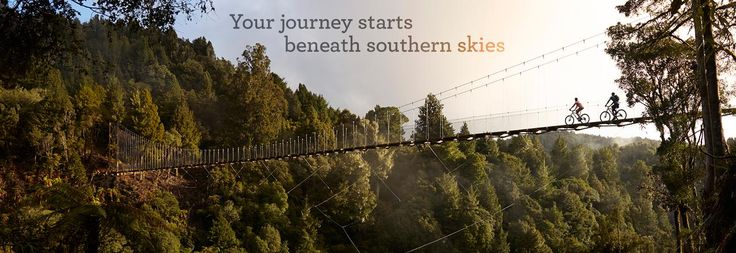 The Timber Trail is a purpose-built cycle trail in central North Island, New Zealand.