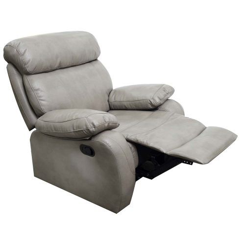 Complete your Noble Suite with our Noble single recliner. Made from synthetic materials, this recliner oozes comfort and quality.