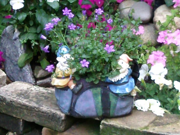 78 idee su decorazioni da giardino su pinterest - Arte e giardino ...