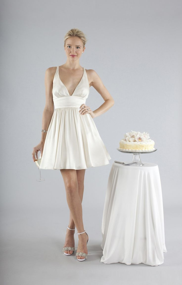 Zac Posen Dresses Clearance Closeout Sale - Rehearsal dinner dress idea cut the cake dress by nicole miller