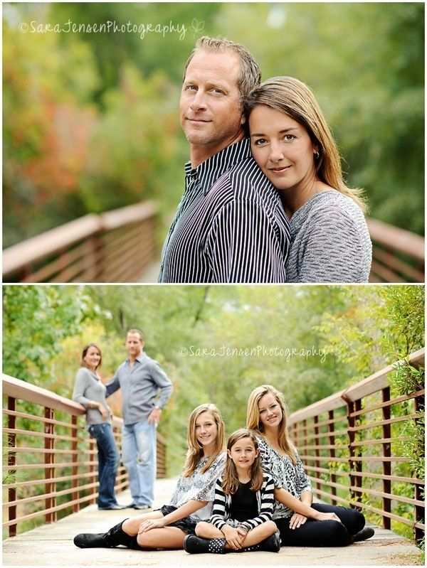 I love the second photo - good posing idea for a family photo session. Family Photography Pose Ideas by serenityseven