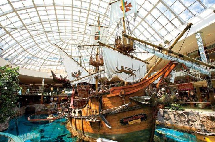 Parent Tips for West Edmonton Mall