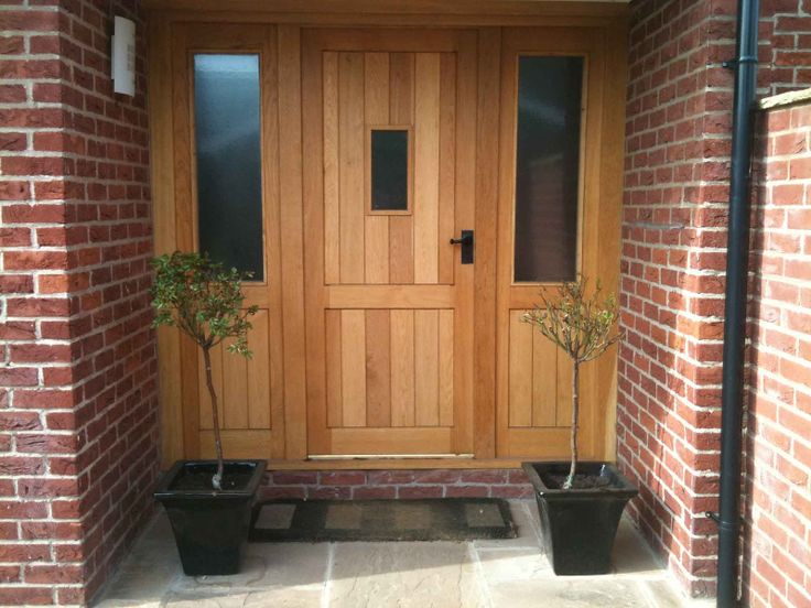 1000 Ideas About Solid Wood Front Doors On Pinterest