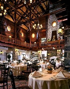 Fairmont Chateau Montebello a perfect wedding venue