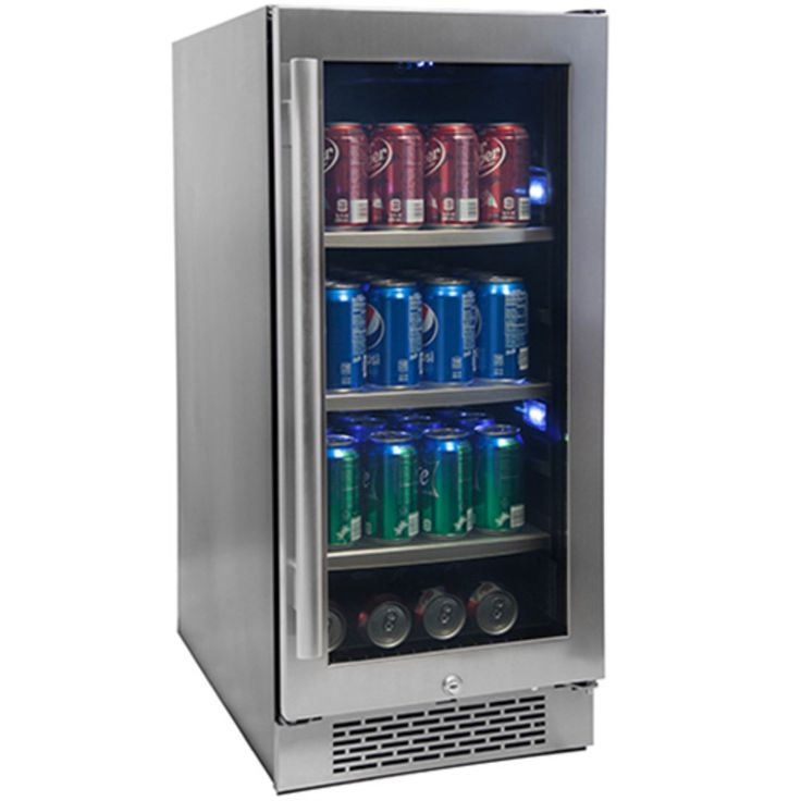 86 Can Built-In Beverage Cooler Primary Image