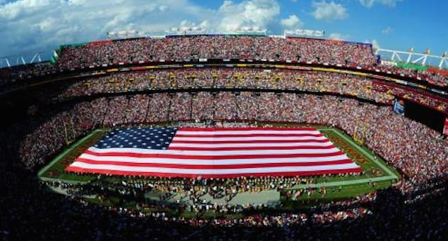 With the National Football League (NFL) season now officially beginning on 9/11…