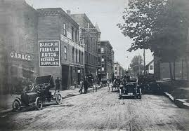 downtown rutland vt early 1900 39 s old photographs pinterest. Black Bedroom Furniture Sets. Home Design Ideas