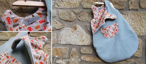 #babysleepingbag #handmade #AtelierFaggi #aproposde #lemondedeNicole