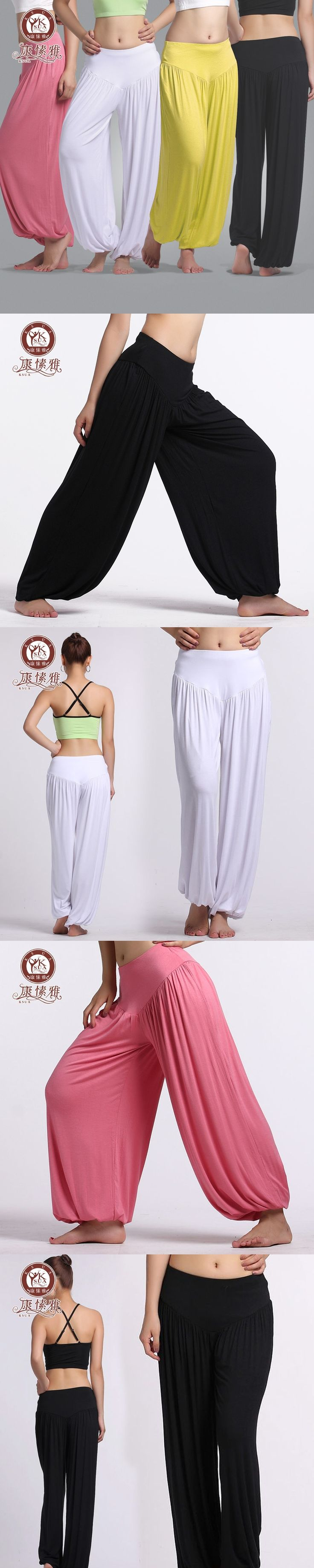 Women Gym Sport Dance Bra Suits Tracksuits Yoga Shirt Jump Pants Loose Yoga Sportswear Set Zen Meditation Clothing Large Size