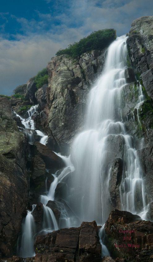 Caídas de Timberline, Rocky montaña Parque Nacional, Parque de Estes, CO
