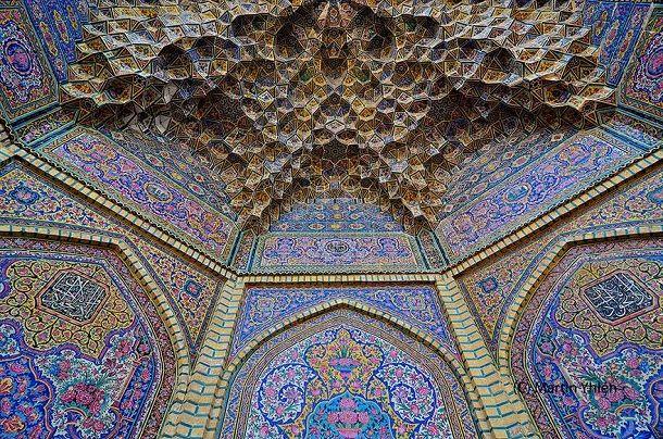 Nasir al-Molk Mosque by my2200