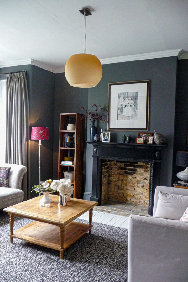 Fabulous Grey Living Room Designs Ideas And Accent Colors Page 17 Of 44 Womensays Com Women Blog Living Room Grey Blue Living Room Dark Living Rooms
