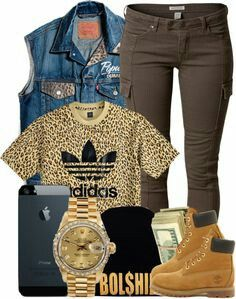 Swag outfits for school