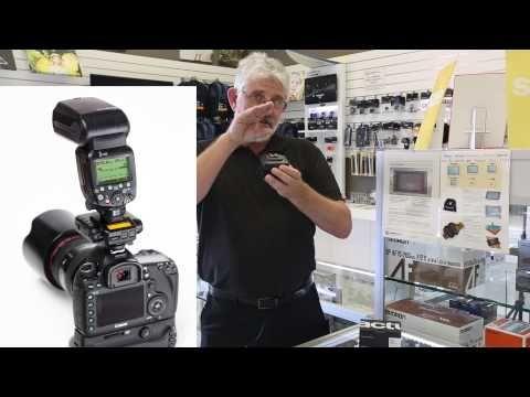 Cactus V6 Wireless Flash Transceiver | Cameras Direct Australia