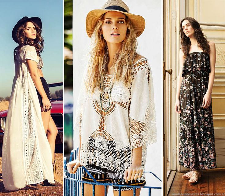 Moda primavera verano 2016. Tendencias Moda 2016 mujer Argentina.