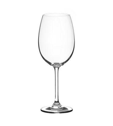 Bohemia Crystal Bistro Red Wine Glasses, Set of 6