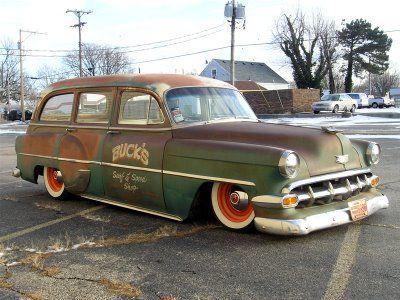 Chevrolet Handyman Wagon