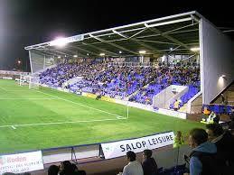 Shrewsbury Town F.C. - New Meadow