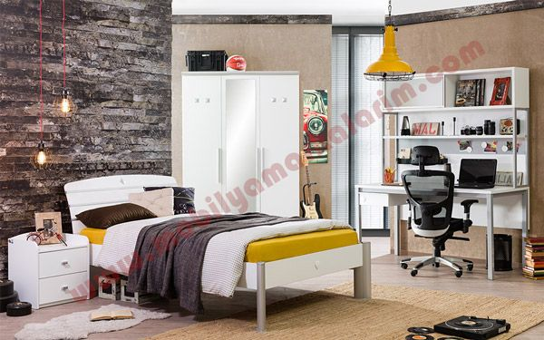Çilek Mobilya Genç Odası Takımı  #çilek #mobilya #active #genç #odası #takımı #karyola #renkli #rahat #konfor #instamoda #ayna #yatak #komodin #dolap #kitaplık #gencodasi #çamaşır #dekorasyon #evdemoda #evdizayn #restorasyon #furniture #homedecor #homedesign #design #lifestyle #fashion #art #mobilyamarkalarimcom