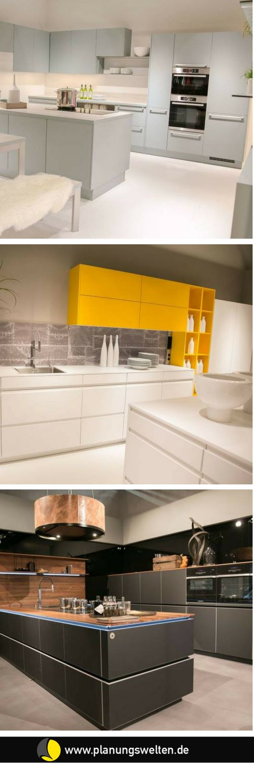 68 best Küche images on Pinterest Ikea kitchen, Kitchen ideas - weiße küche graue arbeitsplatte