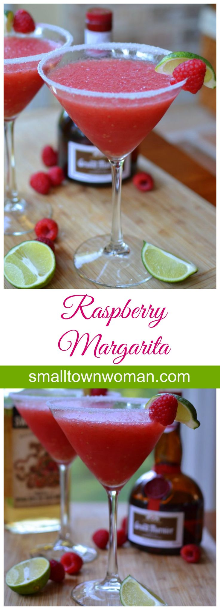 There is nothing quite like a Raspberry Margarita. Raspberries are delicate, sweet, flavorful and a favorite of all ages!!