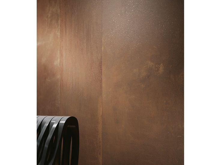 Kerlite bagno ~ Moderne maatwerk badkamer met kerlite tegels met houtlook op de
