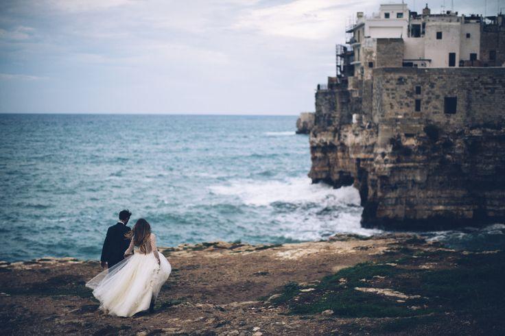 #wedding #weddingday#weddingvenue #love #weddingphotographer #vscocam #weddinglocation #freepeople #postthepeople #minimalpeople #livefolk #livefree #thatsdarling #morninglikethese # #mytinyatlas #rural_love #lookslikefilm #nothingisordinary #landscape #socality #liveauthentic #finditliveit #Polignano #Apulia #weddingdress #weddingbouquet