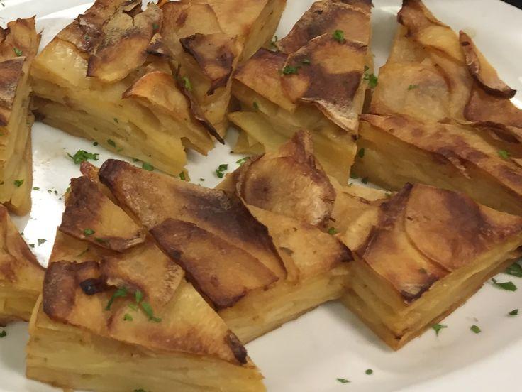 Family Style: Potato Boulanger