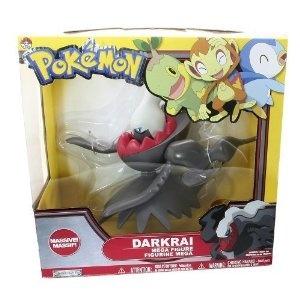 Pokemon Diamond And Pearl Exclusive Legendary 10 Inch Massive Action Figure Darkrai Toys