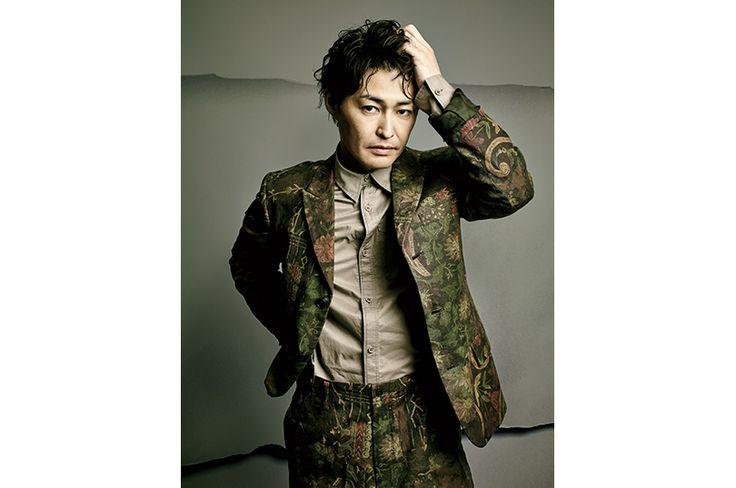 実力派俳優が浸るレジェンドブランド | GQ JAPAN