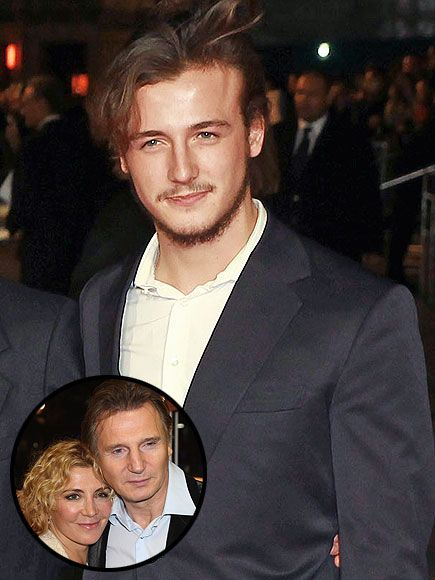Liam Neeson 39 S Son Says He 39 Hit Rock Bottom 39 After Mom 39 S
