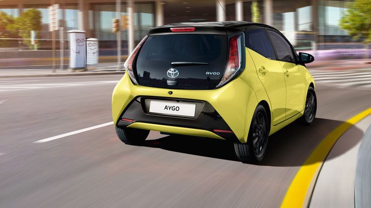AYGO, Small Cars, city cars, limited edition, yellow fizz, Leicester, Loughborough, Farmer & Carlisle Toyota, Toyota UK