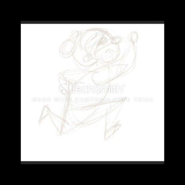 I was using the trial of Camtasia 9 for capturing my screen but it crashed quite a lot. Does anybody knows a better and cheaper software to record my screen?  Estaba usando la prueba del Camtasia 9, pero peta un montón, alguien conoce un software para esto, que sea bueno bonito y barato?  #illustration #ilustración #ilustrador #illustrator #art #artist #portrait #retrato #girl #niña #kid #cute #drawing #dibujo #love #dailysketch #workinprogress #painting #digital #Photoshop #cc #commission…