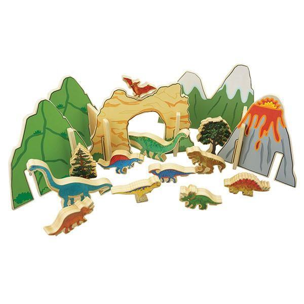 Happy Architects Dinosaurs World