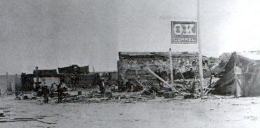 It is legend. The shootout at the O.K. Corral on  Oct.26, 1881 between the Earps and Clantons but there is more to the story.