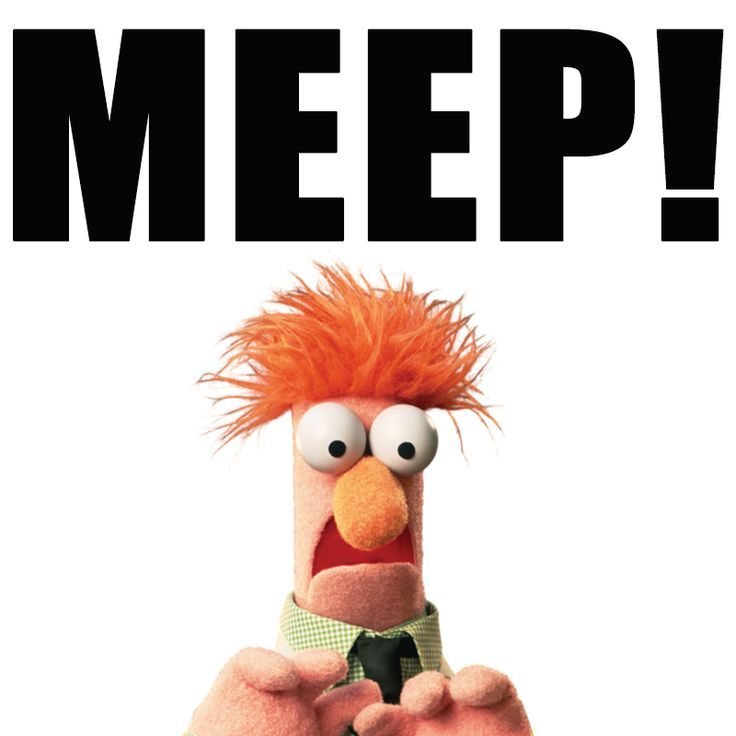 132 best muppet madness images on pinterest the muppets - Beaker muppets quotes ...