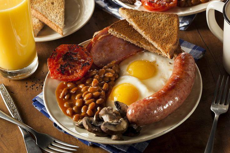 petit déjeuner anglais                                                                                                                                                                                 Plus