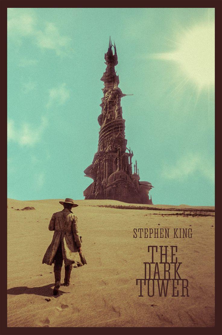 """Арты к циклу """"Тёмная башня"""" – 101 фотография"""