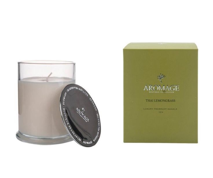 Aromage Luxury Fragrant Candle 100g - Thai Lemongrass  #Luxury #sale #diffuser #candles #soy #madeinaustralia #Bestprices #premiumquality #oils #reed