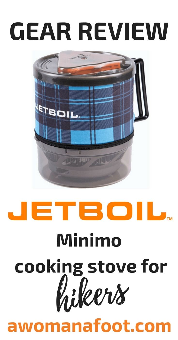 Read Before You Buy Jetboil Minimo Backpacking Stove Gear Review A Woman Afoot Backpacking Stove Jetboil Backpacking