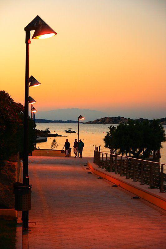 Palau,Sardinia, Italy Sassari
