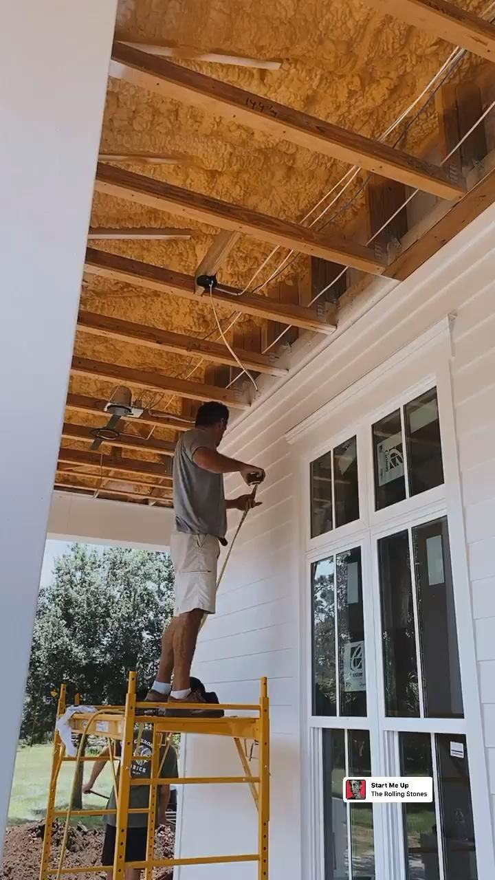 What's The Best Wood For Porch Ceilings Video in 2020 ...