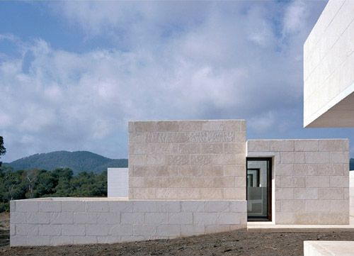 Tagomago House by Carlos Ferrater |