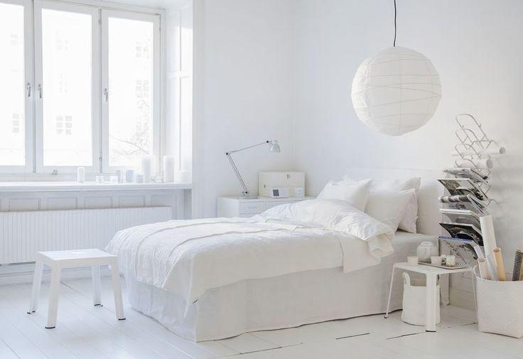 Lampy do sypialni - inspiracje, fot. mat. pras. Homebook