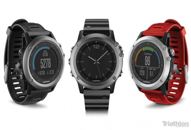 Garmin has indeed raised the bar with the Fenix 3. Not only does the unit look great, it functions superbly as well, with a nice easy-to-use interface.  Ideal for triathletes!