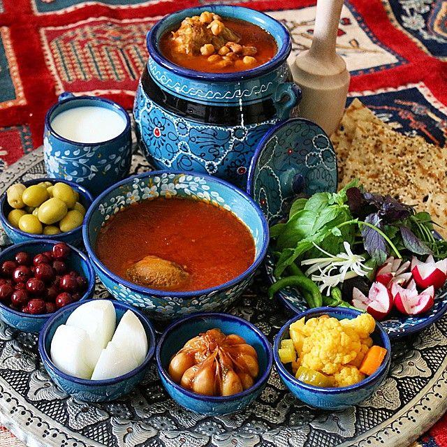 Gilaki Food Recipe
