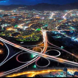 Beautiful view of tehran at night tehran daily tour for Alborz persian cuisine san francisco