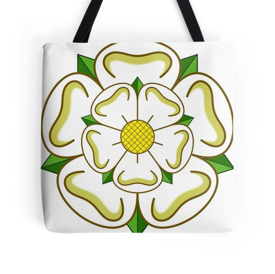 A stylised flower from the county flag