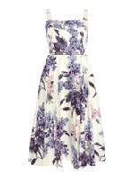 Look what I found at House of Fraser Dickins & Jones Lilac Time Vintage Dress