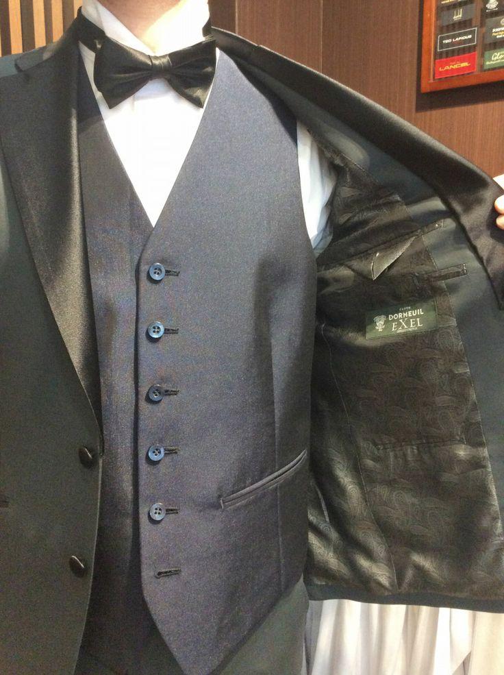 【拝絹付き オーダータキシード】|結婚式の新郎タキシード/新郎衣装はメンズブライダルへ